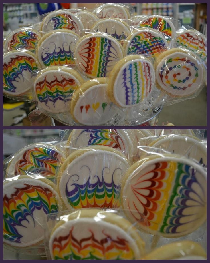 Custom designed, hand created, edible works of art on a chocolate chip, sugar, or chocolate cookie.