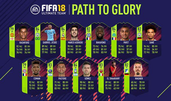 FIFA 18 Path to Glory: Limited edition FUT squad revealed Man Utd and Chelsea aces named   via Arsenal FC - Latest news gossip and videos http://ift.tt/2zsAehE  Arsenal FC - Latest news gossip and videos IFTTT