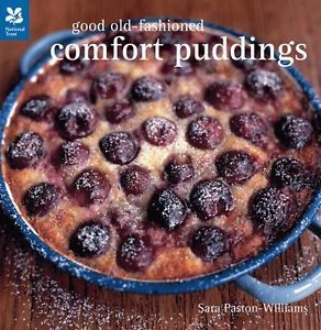 Good-Old-Fashioned-Comfort-Puddings-Sara-Paston-Williams-Very-Good-1905400918  Just a reprinted alternative concise version of Good Old Fashioned puddings really.