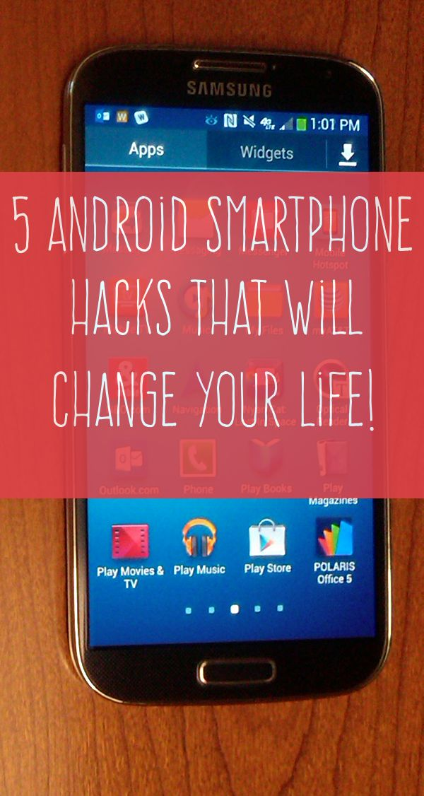 5 Android Smartphone Hacks That'll Change Your Life Forever! [LivingWithBeth]