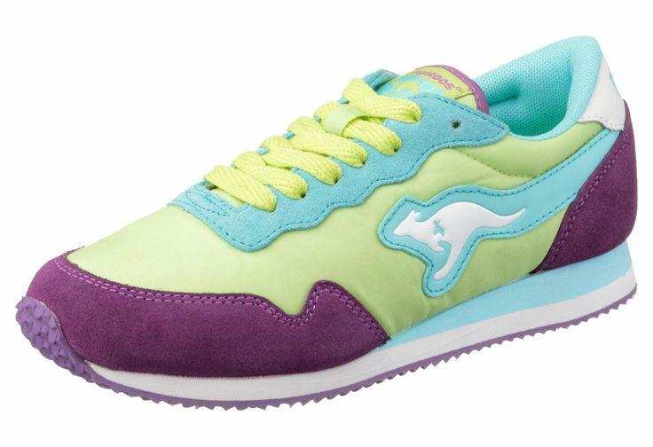Kangaroos Sneaker, »Invader«