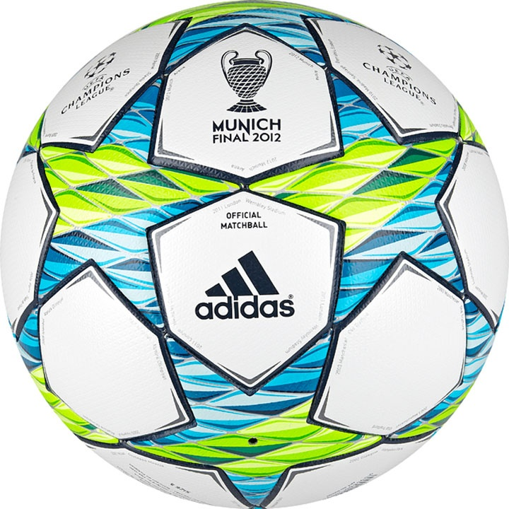 adidas 2012 UCL Finale Munich Match Soccer Ball: http://www.soccerevolution.com/store/products/ADI_80119_E.php