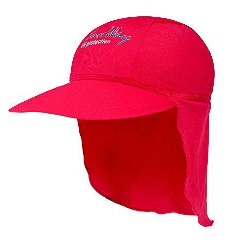 6f5b9bfa2ab Sunway Baby Kids Girls Boys Red Legionnaire Hat Cap UV protective (UPF 50 )
