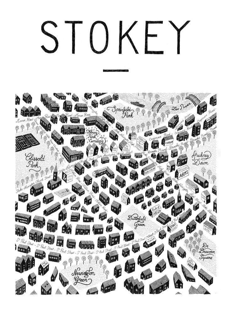 159 best stoke newington images on pinterest