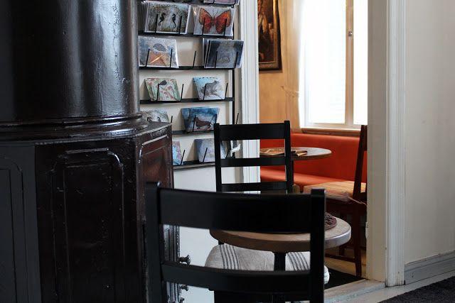 Kahvila Oskari palvelee Lahden ydinkeskustassa, kodikkaassa ja tunnelmallisessa vuonna 1900 rakennetussa puutalossa. #sysmä #finland