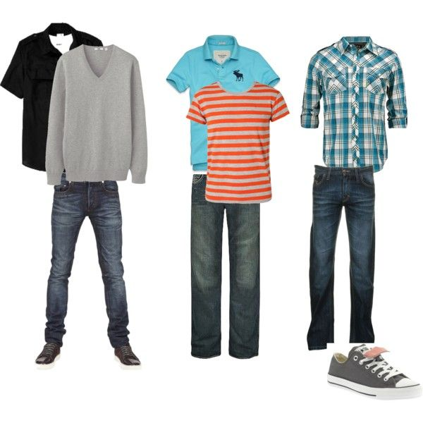 beautiful senior picture outfits guys 14