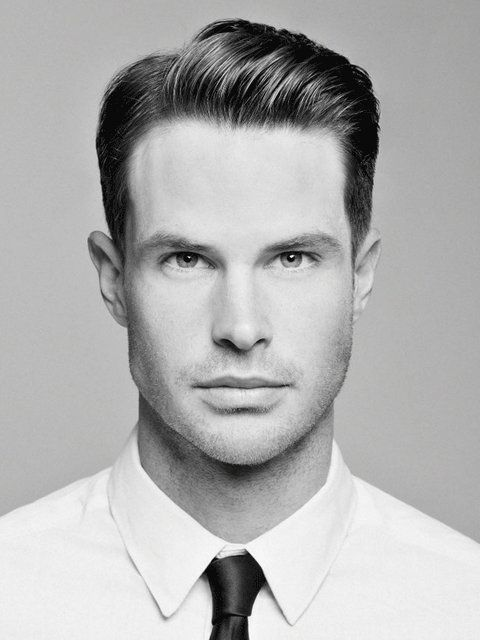Hairstyles For Men According To Face Shape Magnificent 7 Best Men Face Shapes Images On Pinterest  Male Haircuts Male