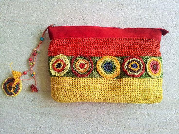 fique mochila clutch bag 3
