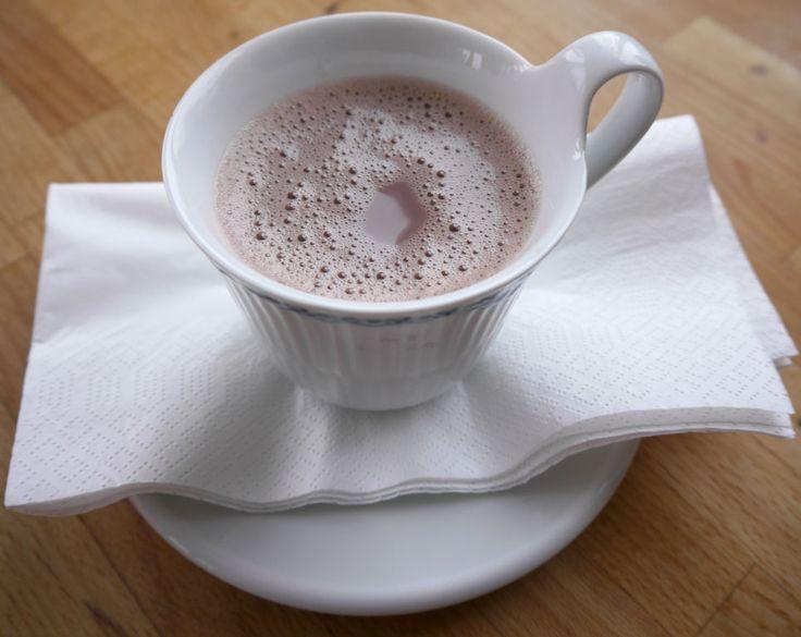 Kakao, og den er varm!
