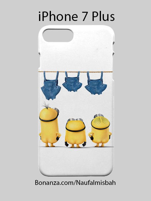 Naked Despicable Me Minion iPhone 7 PLUS Case Cover Wrap Around