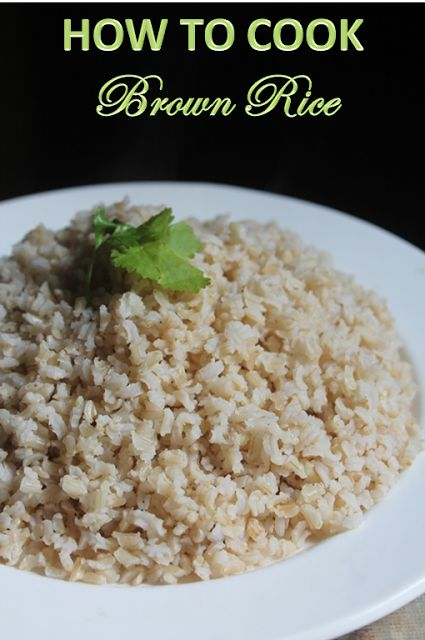 I have recently started including brown rice in my diet. I dont like brown rice before, but when hubby and me started diet, we have stri...