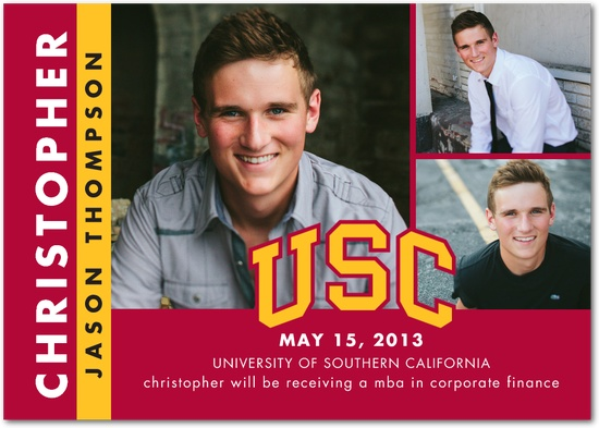 12 best USC Graduation Collection images on Pinterest Tiny prints