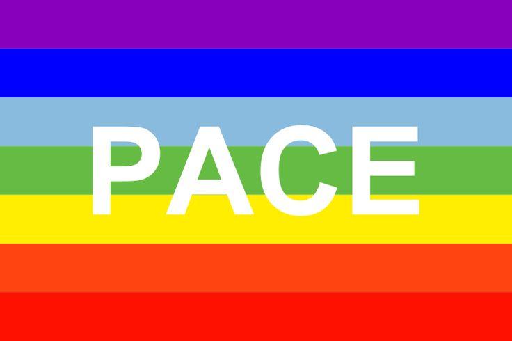 PACE-flag - Peace flag - Wikipedia