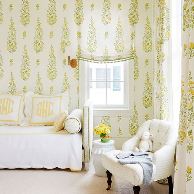 The Well Appointed House Wellappointedhouse Instagram Photos And Videos Girl Bedroom Designs Green Curtains Girls Bedroom