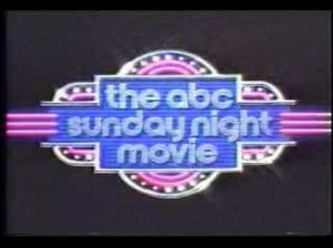 Man, the memories these bring back! ~ The ABC Sunday Night at the Movies for 1982