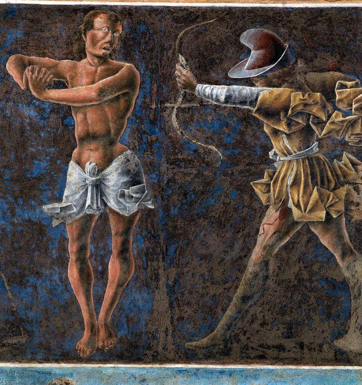 Frescos in Palazzo Schifanoia (Ferrara