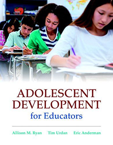 Adolescent Development for Educators with MyEducationLab with Enhanced Pearson eText, Loose-Leaf Version -- Access Card Package (What's New in Ed Psych / Tests & Measurements)