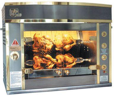 best rotisserie chicken machine