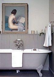 Romantische badkuip - Residence