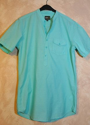 À vendre sur #vintedfrance ! http://www.vinted.fr/mode-hommes/chemises/28039416-tres-belle-chemisette-homme-t-m-marque-okw-tbe
