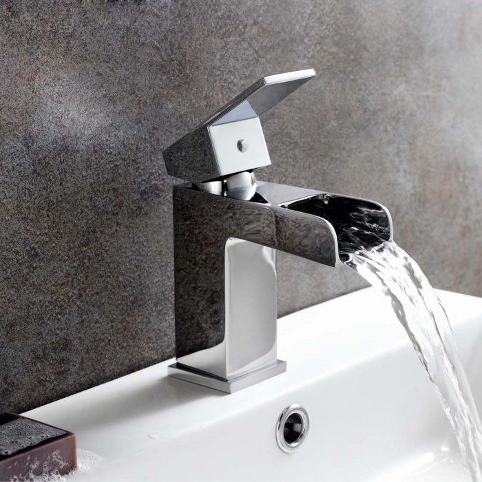 how to change basin taps and spout