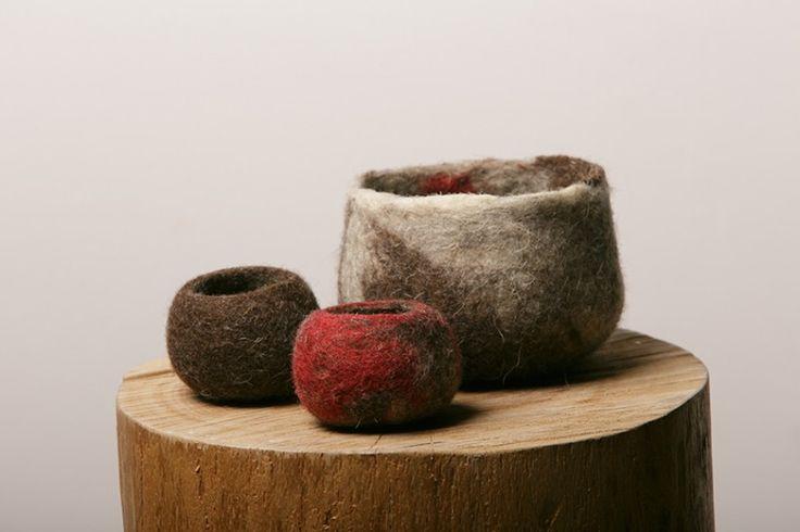 Iniciación al fieltro húmedo – Taverna & Valdivia, apúntate online en The Hobby Maker