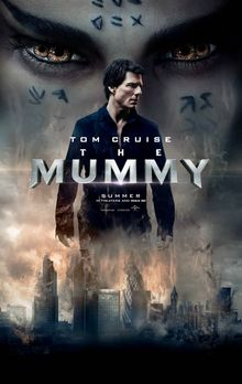 #TheMummy kicks off the #DarkUniverse with a sexy monster. See my   #moviereview at https://moviereviewmaven.blogspot.com/2017/06/movie-title-mummy-2017-grade-rating-120.html