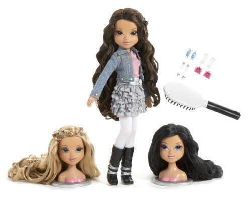 moxie girlz hair styling 17 best images about my bratz dolls on jade 8222