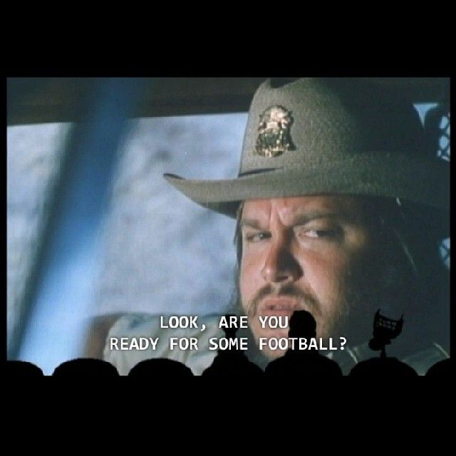 Look Are You Ready For Some Football Mst3k