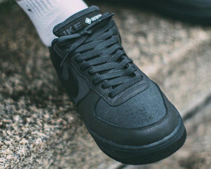 Nike Air Force 1 GTX 2020 'Black Anthracite Barely Grey en 2021 ...