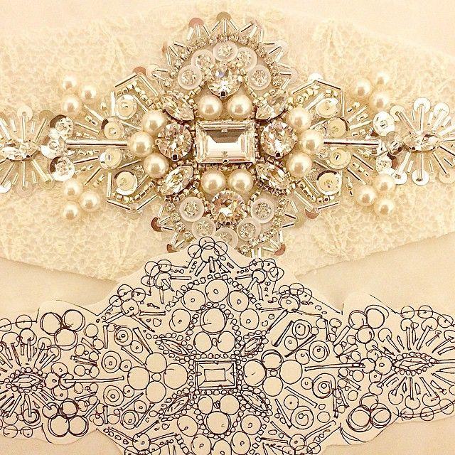 ブライダルアクセサリーのSOUTH FACTORYさんはInstagramを利用しています:「オーダーはご希望を伺いながらスケッチを確認頂きそれに基づき進めていきます♡ #wedding #weddingjewelry #weddingaccessoires #swarovski #partyjewelry #pearl #ハンドメイド #ウェディングアクセサリー…」