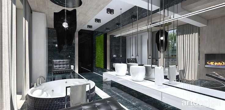 TALL STORY | Wnętrze domu | Salon kąpielowy