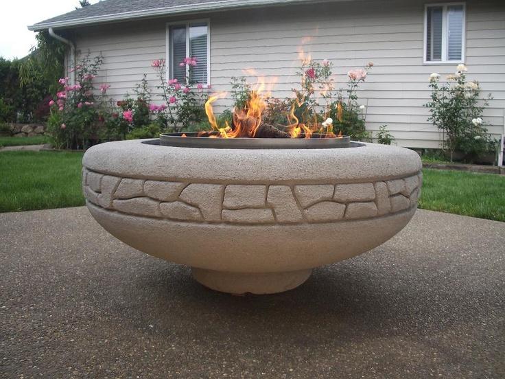 Garden Ideas Concrete Yard 125 best concrete crafts images on pinterest | concrete projects
