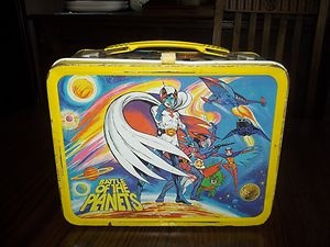battle of the planets lunch box - photo #17