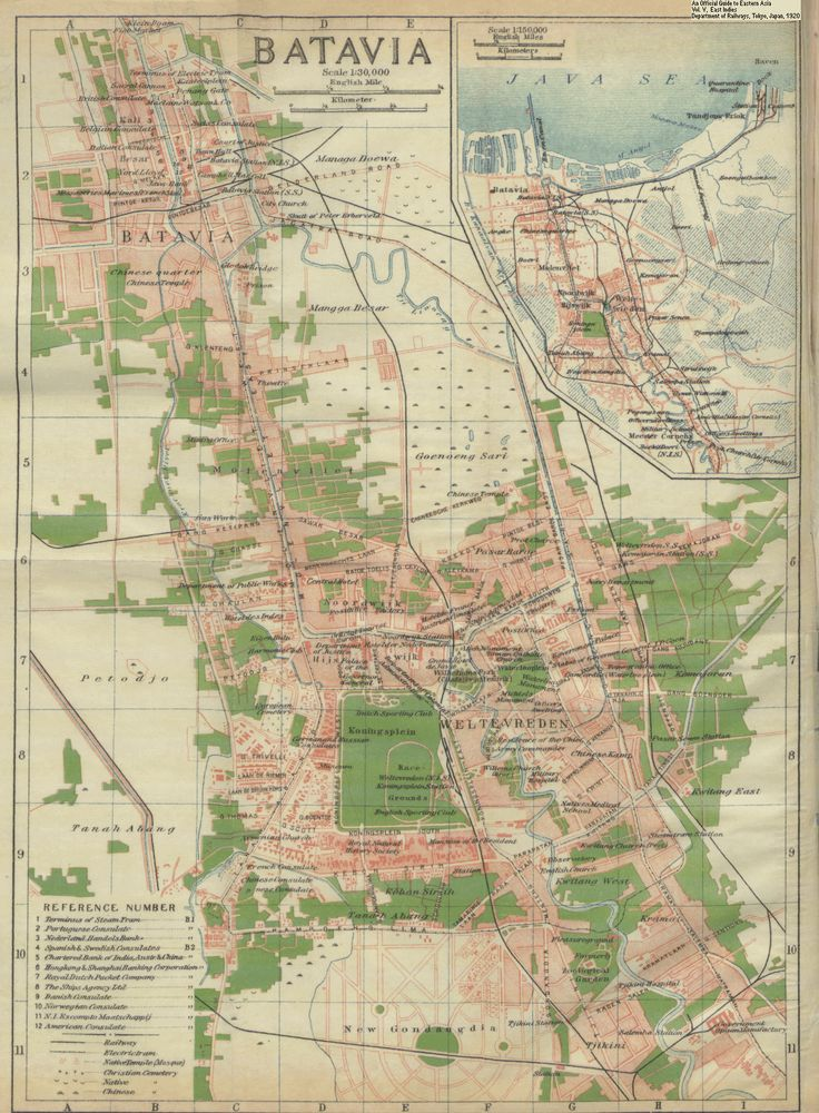 Batavia,_1920 from An Official Guide to Eastern Asia, Vol. V, East Indies