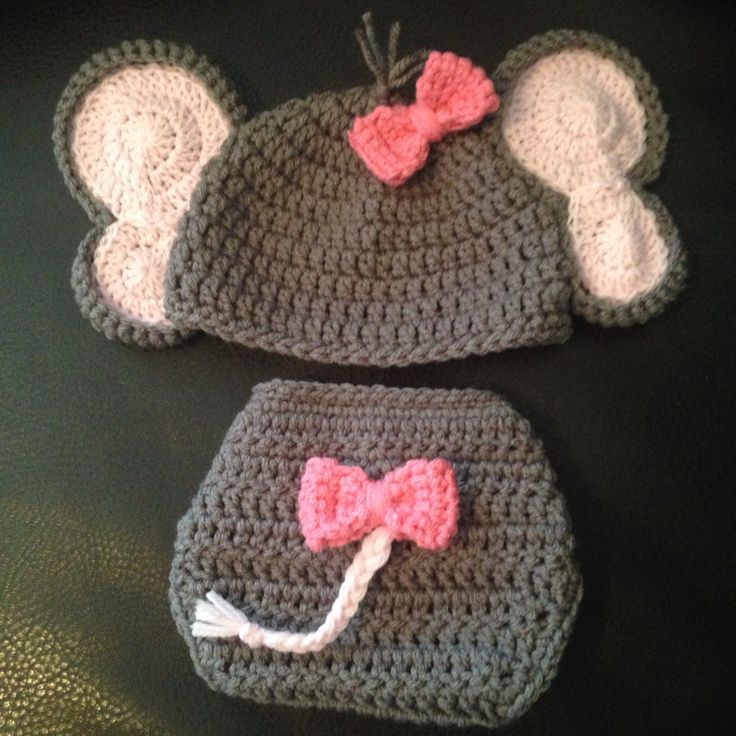 Baby Elephant Photo Prop