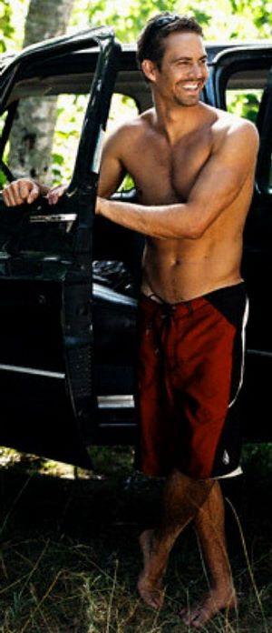 paul walker shirtless - Bing Images