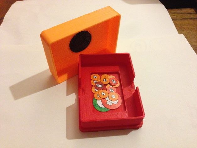Pokemon Deck Box by jessed - Thingiverse