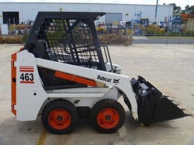 Click On The Above Picture To Download Bobcat Workshop Service Repair Manual: Bobcat 463 Skid Steer Loader Service Repair Manual...
