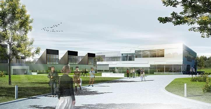 Vestfyns Gymnasium - ombygning  Friis & Moltke