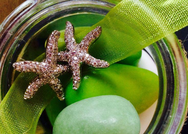 Sempre stelle sono! Buona notte di San Lorenzo #peppinocapuanojewelry#viacondotti#roma#handmade#madeinitaly#solocosebelle#stellemarine