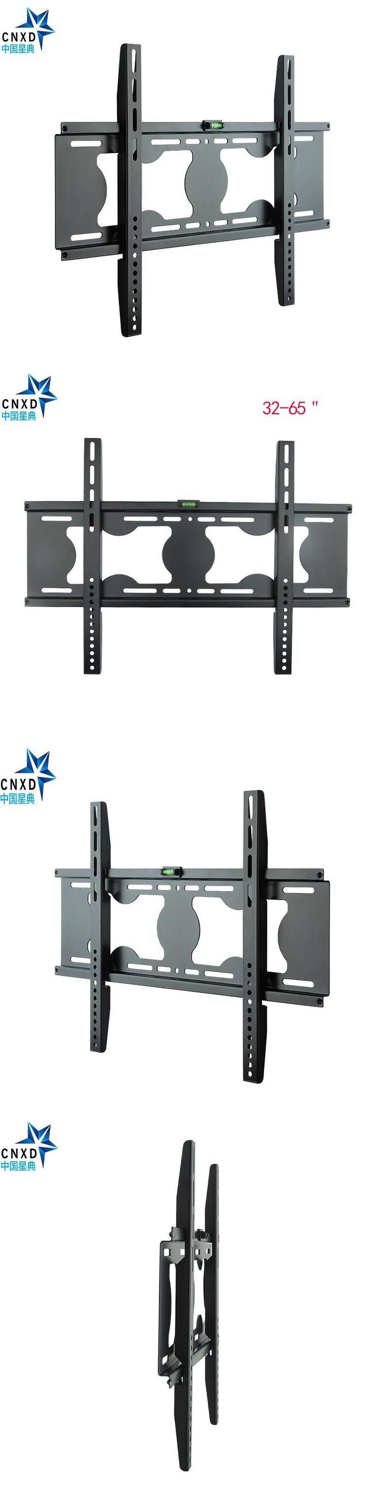 Sliding TV Wall Mount Universal TV Wall Stand Bracket  TV Holder for Most 32 ~ 65 Inch HDTV Flat Panel TV