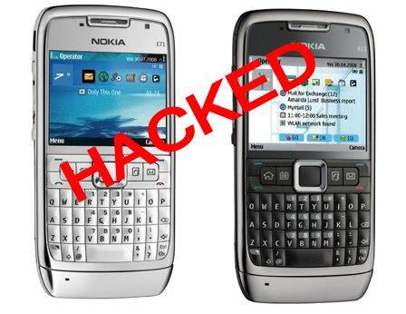 cara hack hp symbian s603rd dan s605th dengan mobile security