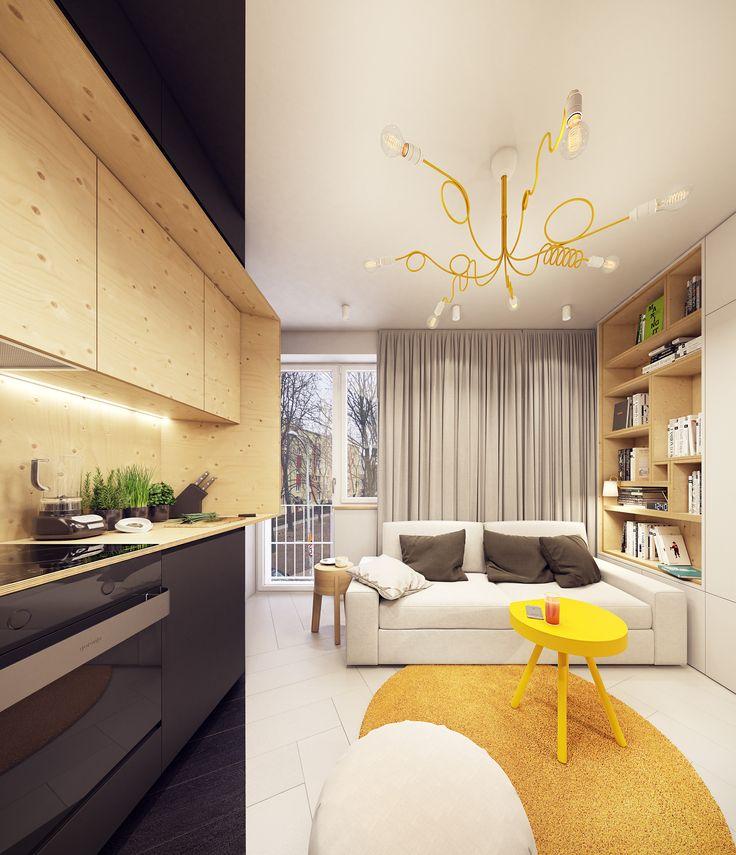 ZARYSY - Pracownia Architektury, Wnętrz i Designu