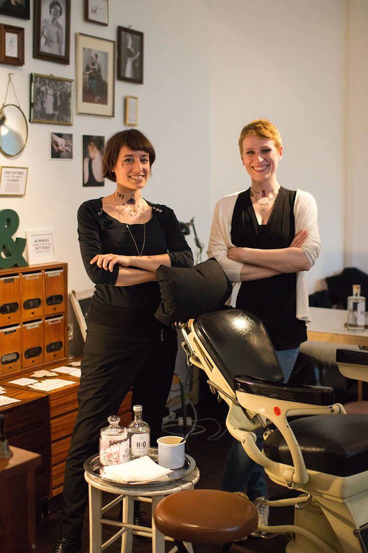 Vienna's First Temporary Tattoo Studio      Young & Smitten Pop Up 20.04.2016 - 14.05.2016 Kaiserstraße 2 / Mariahilfer Straße 120 1070 Vienna   https://www.youngandsmitten.com/