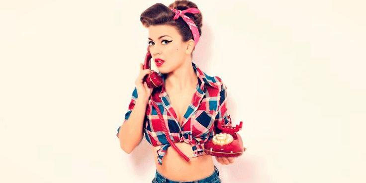 Ideas para dejar tu look y convertirte en una chica Pin Up