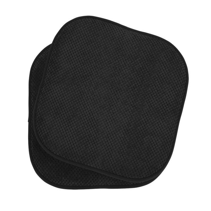 Ellington Memory Foam Dining Kitchen Chair Pad Cushion