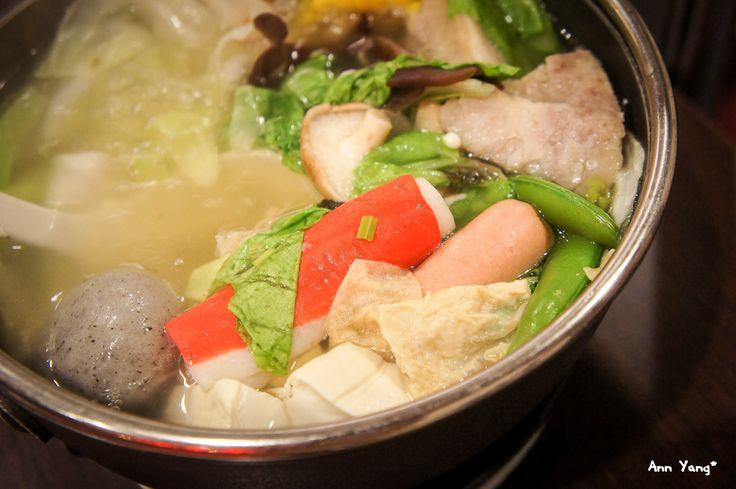 [台北市]湯霸小火鍋(市民敦南店) - 澎湃平價小火鍋-有素