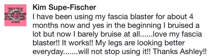 People - the FasciaBlaster® WILL transform your body and FIX your problem areas! There's no #diet or #exercise program that can break up the crystallized connective tissue (fascia). Proper #nutrition and flushing blood through the body is good for #fascia