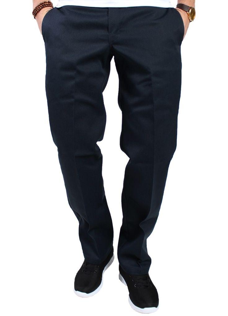 Dickies Slim Straight Work Pant - spar 10 % 399,-kr.  | Vuuh.dk
